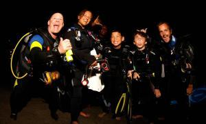 Family Divers Programs and Services, Kids Sea Camp, Family vacations