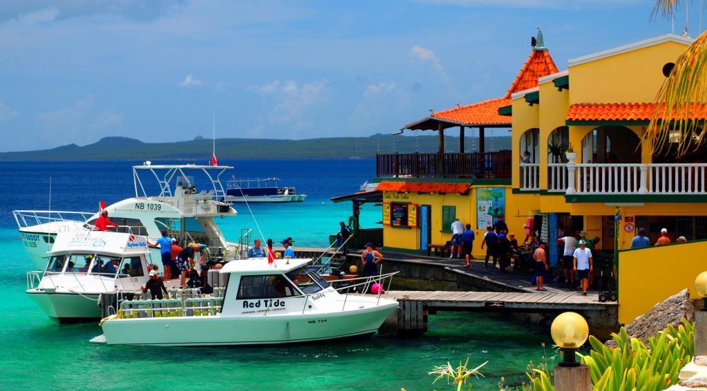 Kids Sea Camp, Bonaire, Buddy Dive