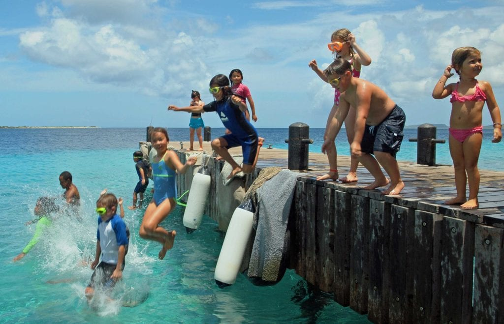 Bonaire, Kids Sea Camp, family vacations