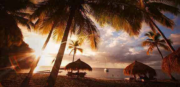 St. Lucia, Anse Chastanet, Kids Sea Camp