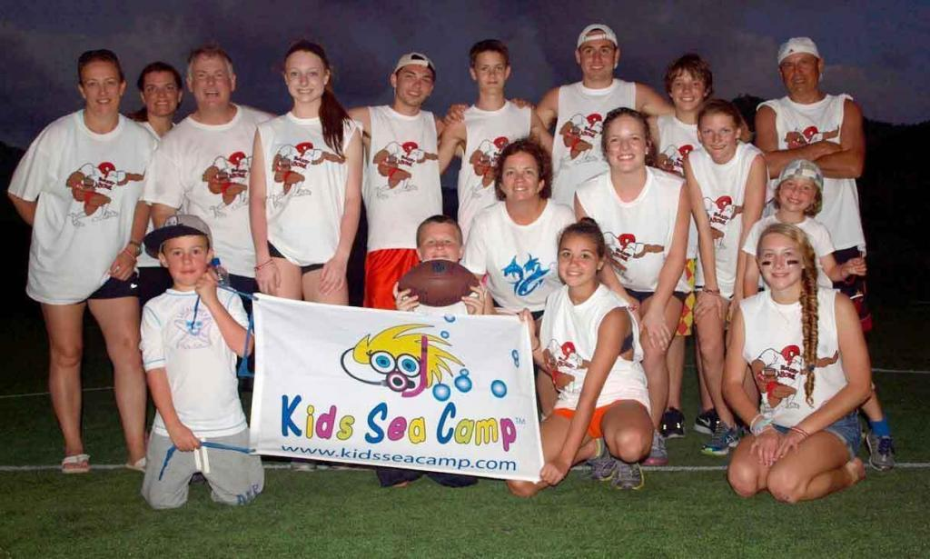 Turkey Bowl, Kids Sea Camp, Family and diving