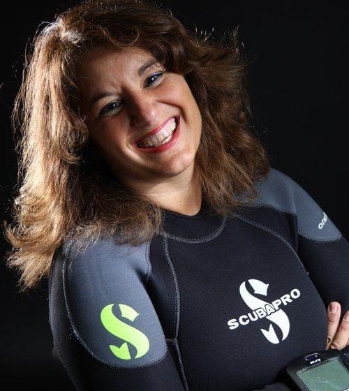 Margo Peyton, Kids Sea Camp, Family Vacations, BCD, scuba gear