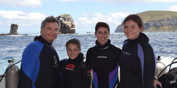 Kids Sea Camp, Galapagos, families diving, Happy Kids Sea Camper