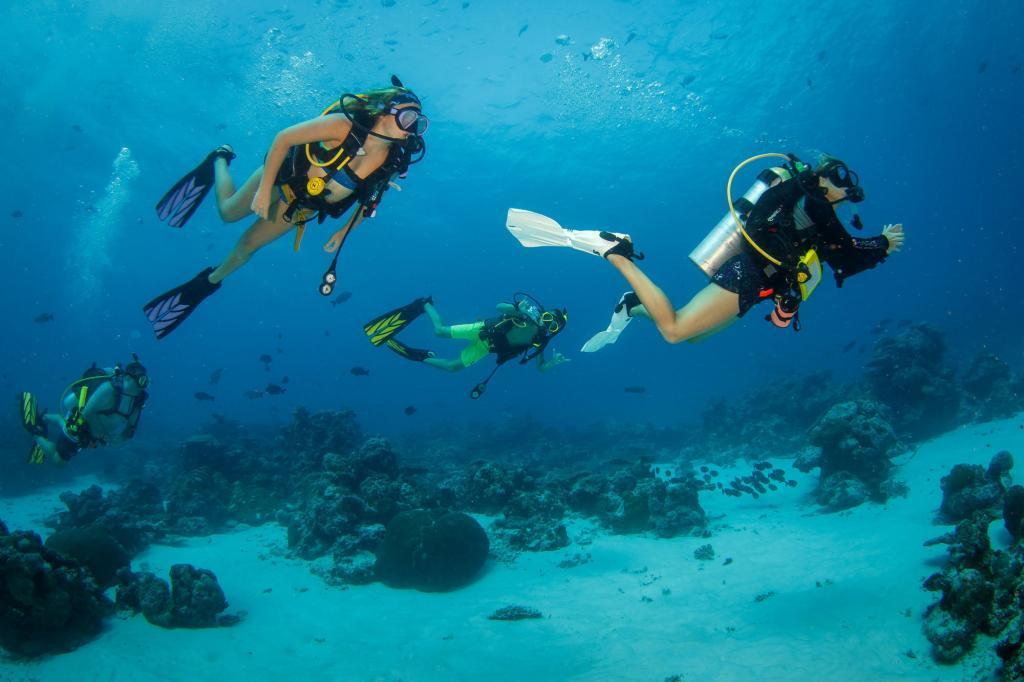 St. Lucia, Kids Sea Camp