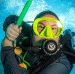 Woody Tinsley, Kids Sea Camp, Family Dive Adventures, kids and scuba diving