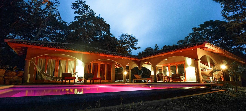 Family Vacation Villa Nicaragua