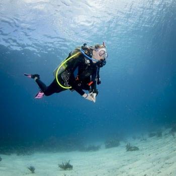Descriptions of diving, PADI, Kids Sea Camp, open water