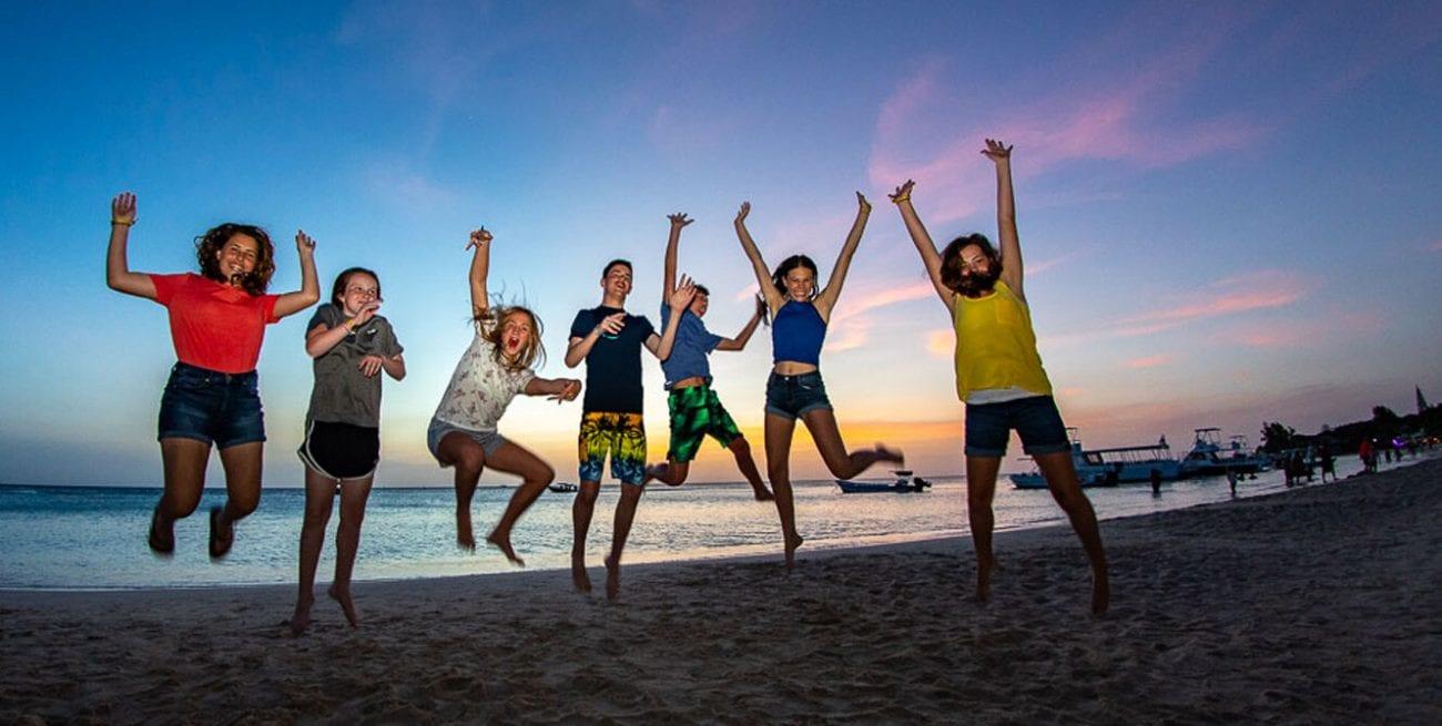 Kids Sea Camp, Kids and Diving