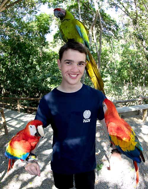 Roatan, Kids Sea Camp, Diving with Kids, Family Vacations