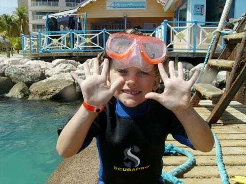 Philippines Kids Sea Camp, family vacations, kids and diving