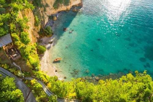 Dominica, Kids Sea Camp, family vacations, kids and diving, scuba diving with kids, Secret Bay