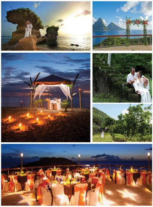 St. lucia, Family vacations, diving, weddings, honeymoon